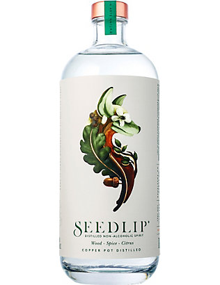 SEEDLIP: Seedlip distilled non-alcoholic spirit 700ml