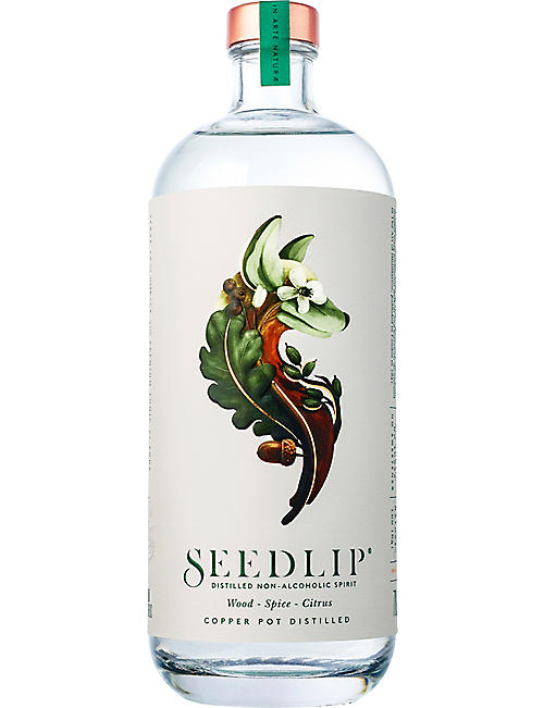 SEEDLIP Seedlip distilled non-alcoholic spirit 700ml