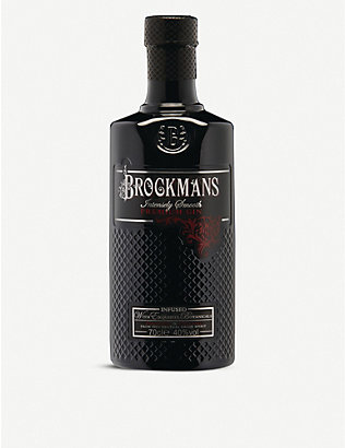 GIN: Brockman's gin 700ml