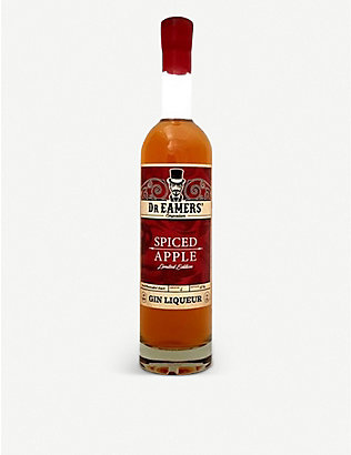 LIQUER: Dr Eamers' Emporium spiced apple gin liqueur 500ml