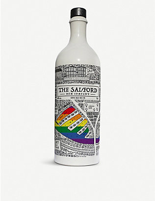 RUM: Salford Rum Company Pride Edition spiced rum 700ml