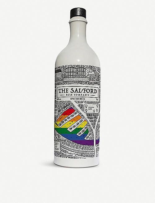 RUM:Salford Rum Company Pride Edition 香料朗姆酒 700 毫升