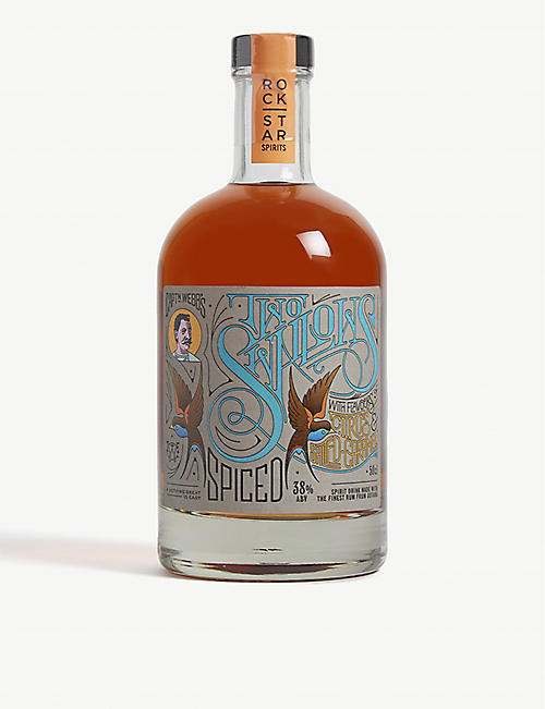 RUM Two Shallows spiced rum 500ml