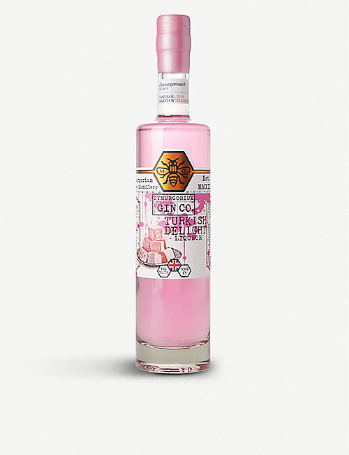 LIQUER Zymurgorium Turkish delight gin liqueur 700ml