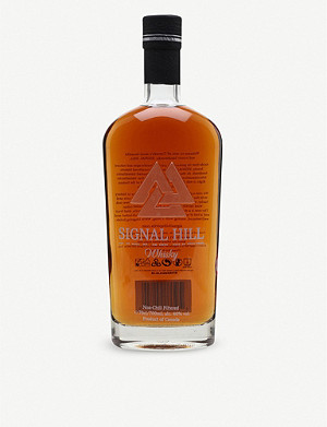 WHISKY AND BOURBON Signal Hill whisky 700ml