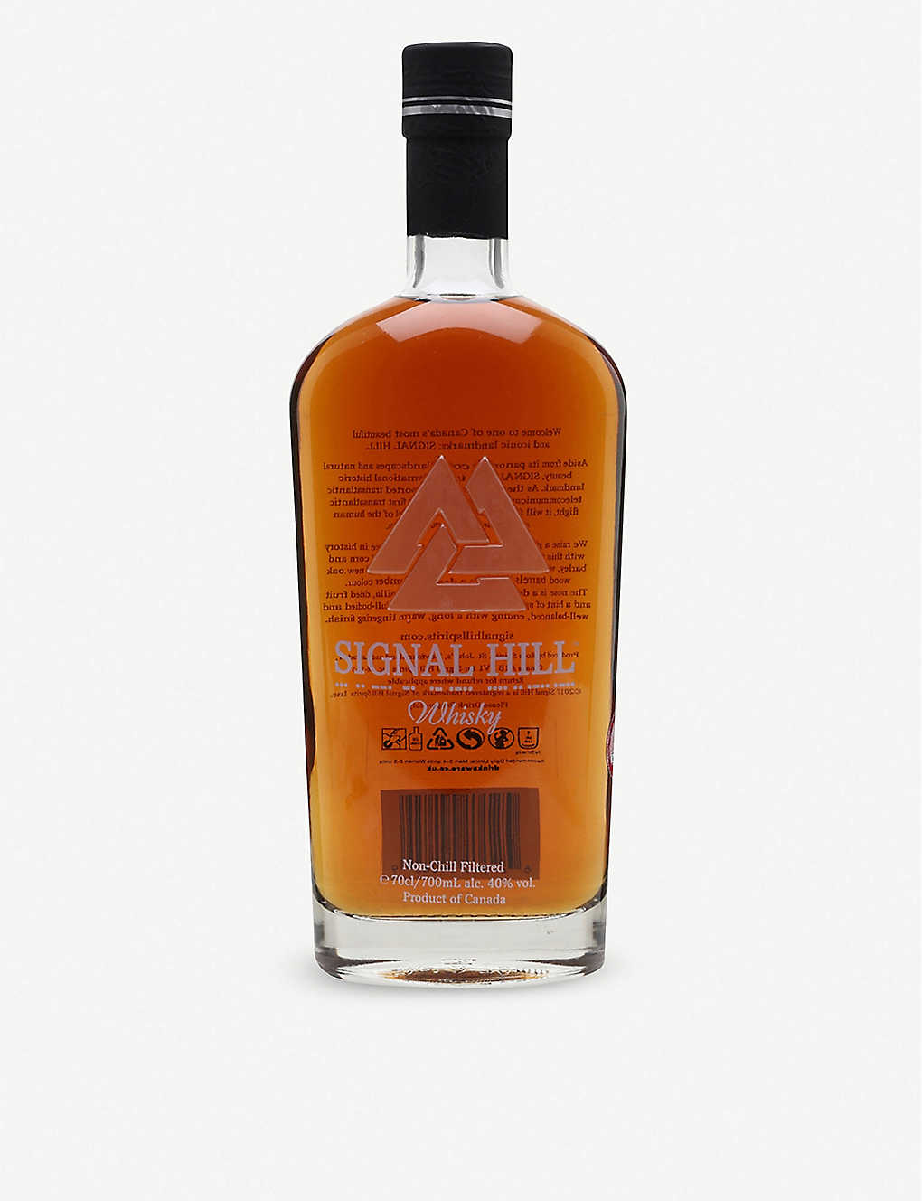 WHISKY AND BOURBON: Signal Hill whisky 700ml