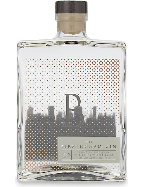 GIN: The Birmingham gin 700ml