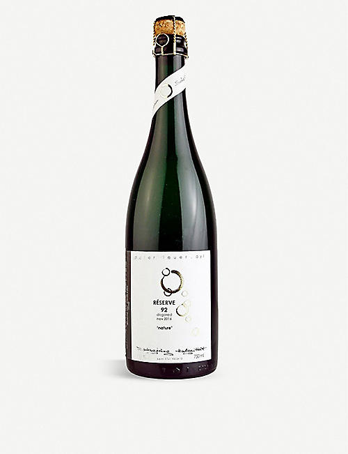 GERMANY: Peter Lauer Fass Reserve '92 riesling 750ml