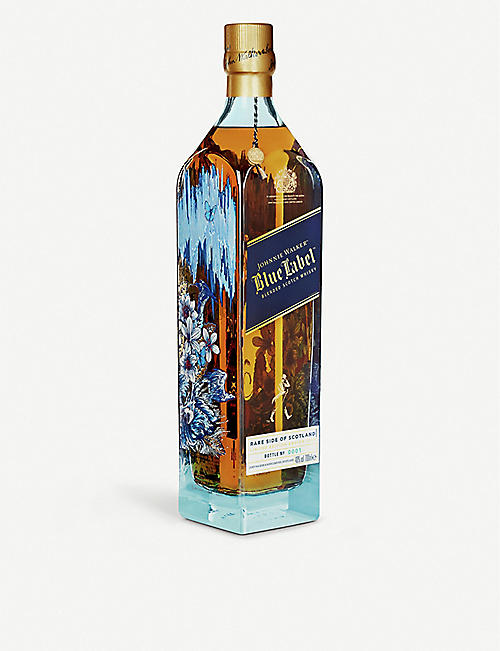 JOHNNIE WALKER Johnnie Walker x Timorous Beasties Blue Label blended Scotch whisky 700ml
