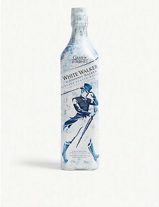 JOHNNIE WALKER: White Walker blended Scotch whisky 700ml