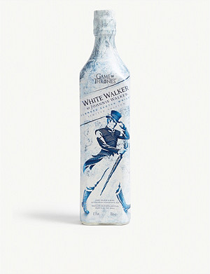 JOHNNIE WALKER White Walker blended Scotch whisky 700ml