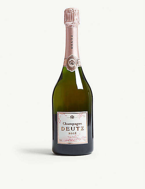 UK Deutz Brut Rosé Sakura champagne 750ml