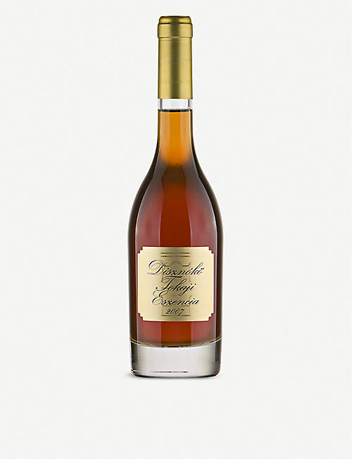 UK Tokaji Eszencia 2005 sweet wine 375ml