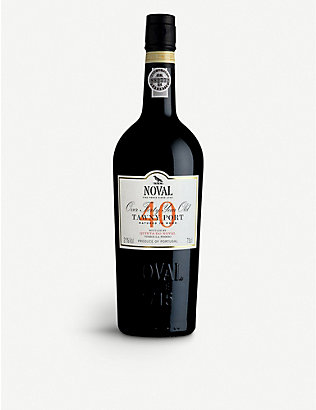 PORTUGAL: Quinta Do Noval Colheita 40-year-old tawny port 750ml