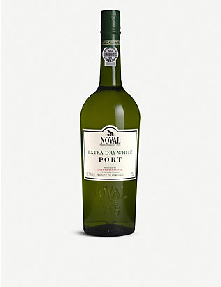 PORTUGAL: Noval extra dry white port 750ml