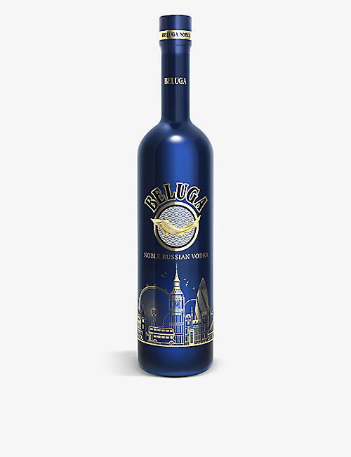 BELUGA: Beluga Noble Russian London Edition vodka 700ml