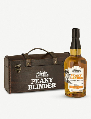 WHISKY AND BOURBON Peaky Blinders bourbon whiskey 700ml