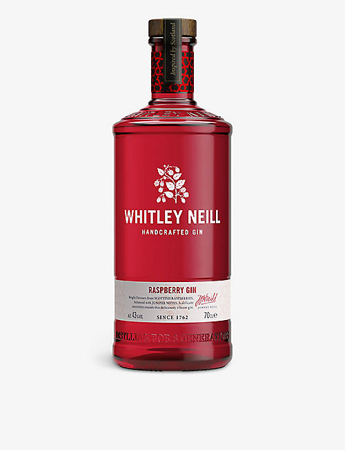 WHITLEY NEILL: Raspberry gin 700ml