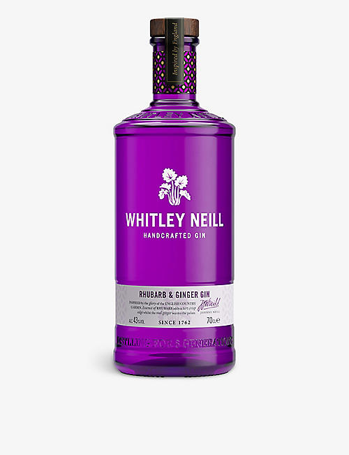 WHITLEY NEILL: Rhubarb & ginger gin 700ml