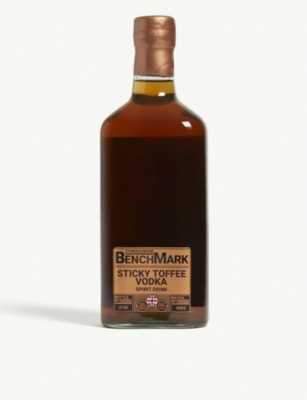 VODKA Zymurgorium sticky toffee vodka 700ml
