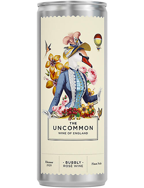 THE UNCOMMON The Uncommon sparkling rosé 250ml