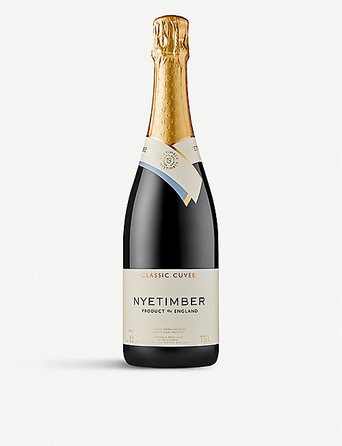 SPARKLING WINE: Nyetimber 2009 Classic Cuvee sparkling wine 750ml