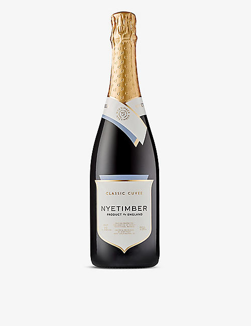 SPARKLING WINE: Nyetimber Classic Cuvé sparkling wine 375ml