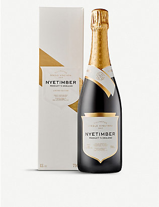 SPARKLING WINE: Nyetimber 2013 Tillington English sparkling wine 750ml