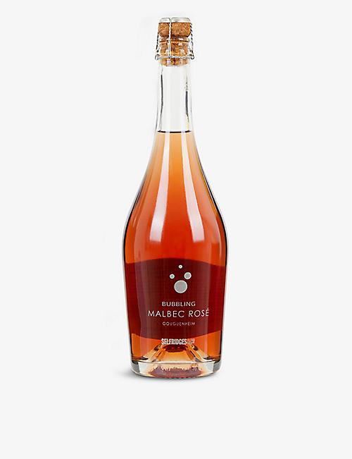 SELFRIDGES SELECTION: Bubbling Malbec Sparkling Rose Wine 750ml