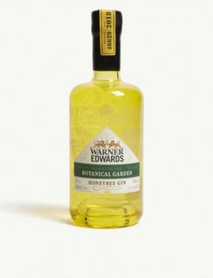 GIN Warner Edwards honeybee botanical garden gin 700ml