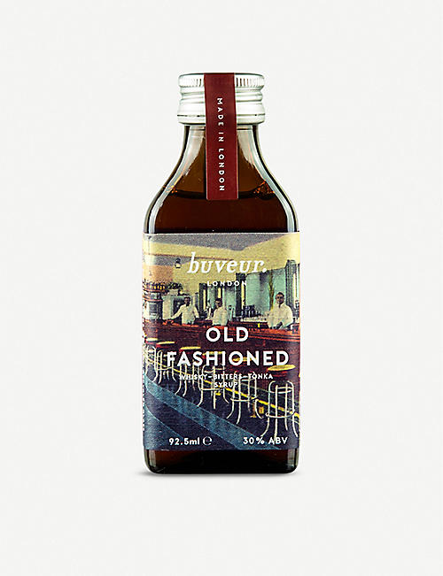BUVEUR Old Fashioned 92.5ml