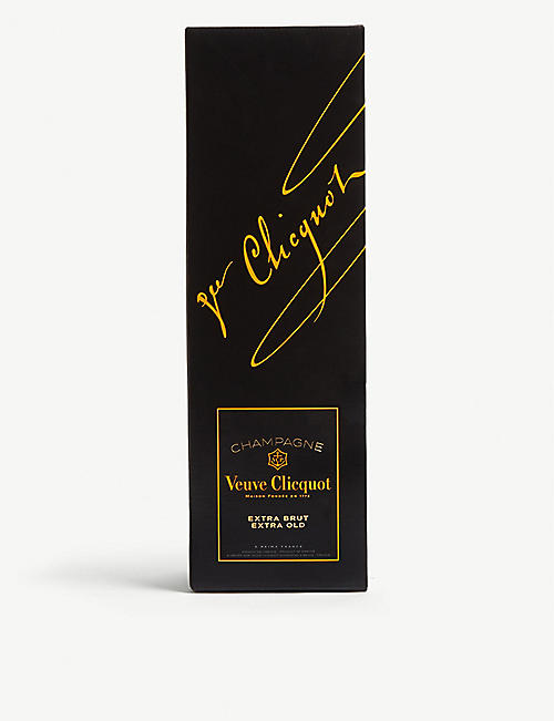 VEUVE CLICQUOT Veuve Clicquot Extra Brut Extra Old champagne 750ml