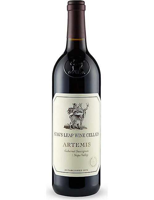 STAGS LEAP WINECELLAR S Artemis 2015 卡贝内索维尼翁 750ml