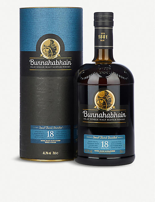 ISLAY 18-year-old single malt Scotch whisky 700ml