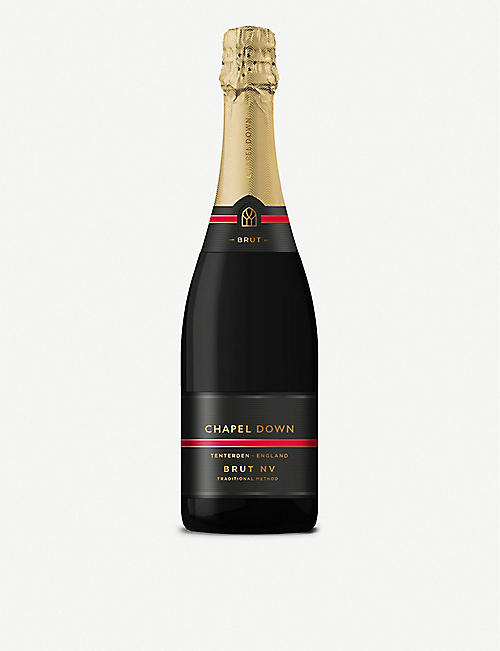 CHAPEL DOWN: Classic English non-vintage Brut 750ml