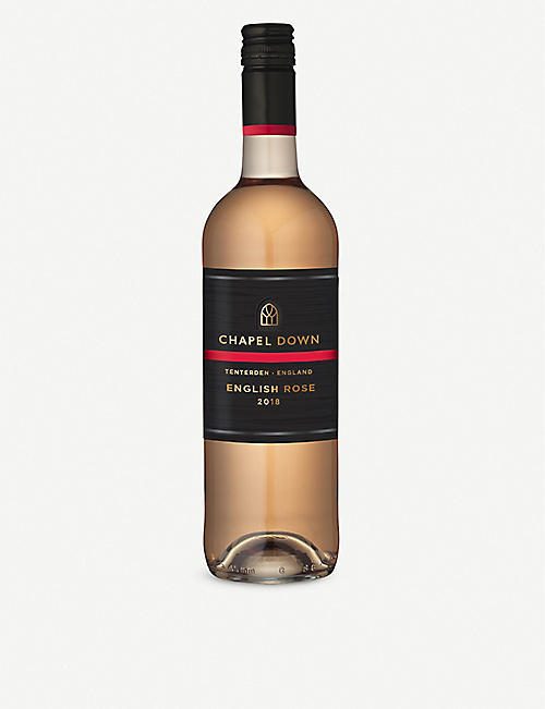 CHAPEL DOWN: English Rose 750ml