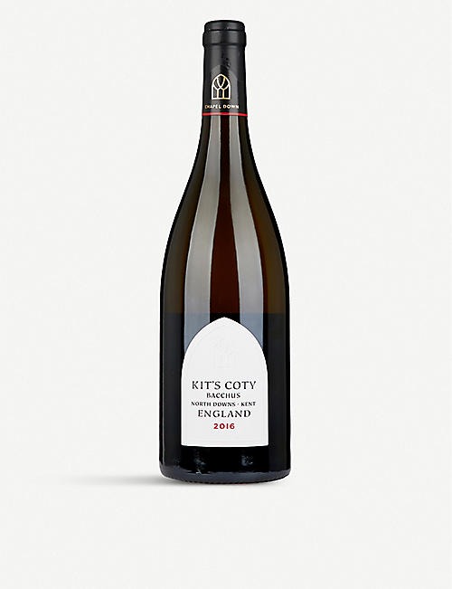 CHAPEL DOWN: Kit's Coty Bacchus 750ml