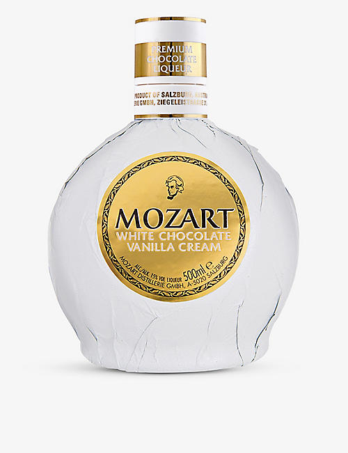 MOZART: White chocolate cream 500ml