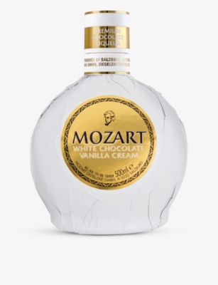 White Chocolate Cream 500ml by Mozart