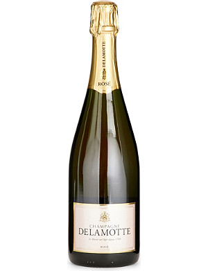 CHAMPAGNE Delamotte ros? champagne 750ml