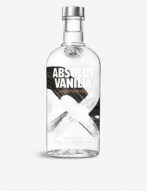 ABSOLUT: Vanilla vodka 700ml