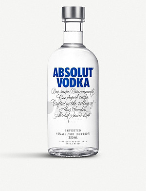 ABSOLUT Absolut Vodka 350ml