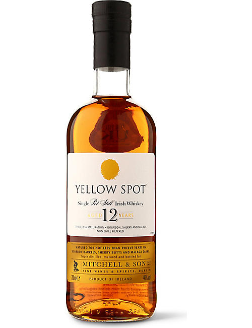 YELLOW SPOT Single Pot Still Irish Whiskey 700ml