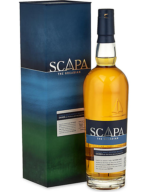 SCAPA Skiren single malt Scotch whisky 700ml