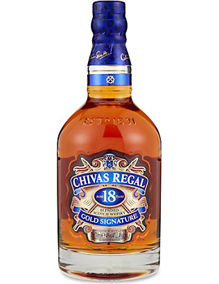 CHIVAS REGAL: Chivas Regal Gold Signature blend whisky 700ml