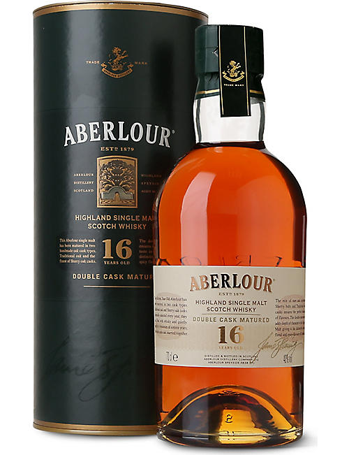 ABERLOUR Highland 16-year-old single malt Scotch whisky 700ml