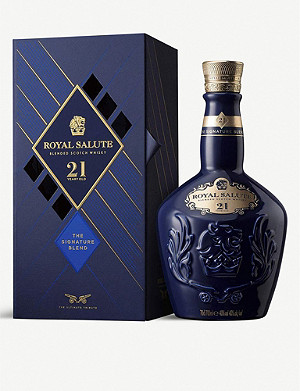 CHIVAS REGAL Royal Salute 21-year-old blended Scotch whisky 700ml