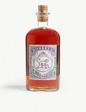 GIN Monkey 47 barrel cut dry gin 500ml