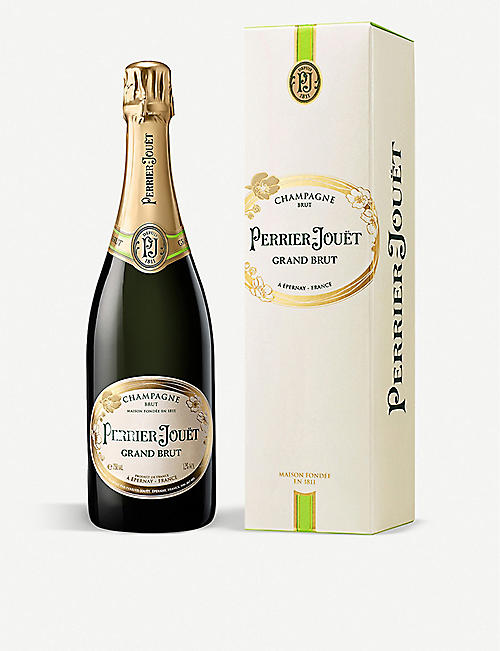 PERRIER JOUET: Grand Brut Champagne 750ml