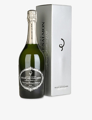 BILLECART SALMON cuvée nicolas francois 2002 billecart 复古 CHAMPAGNE  750 毫升